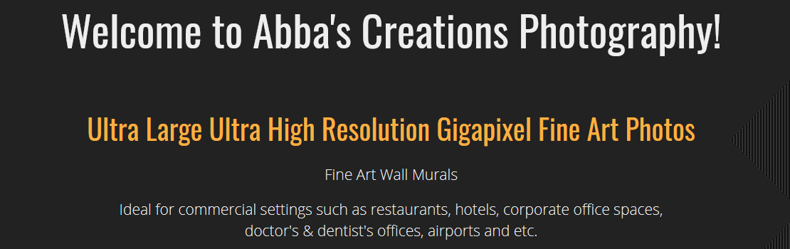 Abba's Creations Photography